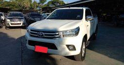 REVO 4WD 2016 2.4E MT SMART CAB WHITE 9734
