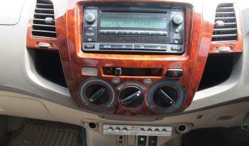 VIGO 4WD 2008 3.0G AT DOUBLE CAB BLACK 5565 full