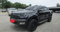 FORD 4WD 2018 3.2 AT DOUBLE CAB BLACK 7839