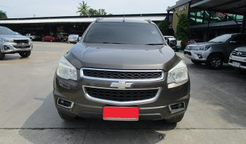 CHEVROLET 4WD 2014 2.8 AT SUV BROWN 9069 full