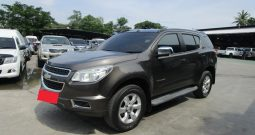 CHEVROLET 4WD 2014 2.8 AT SUV BROWN 9069