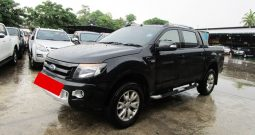 FORD 4WD 2014 3.2 AT DOUBLE CAB BLACK 5747