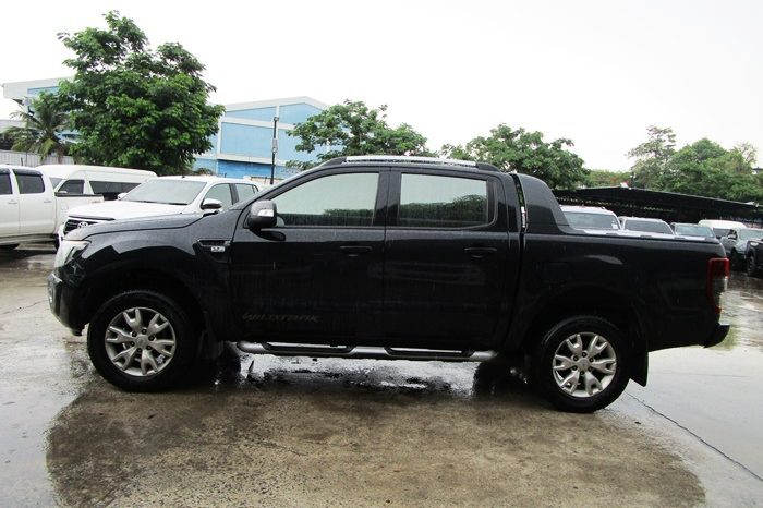 FORD 4WD 2014 3.2 AT DOUBLE CAB BLACK 5747 full
