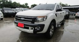 FORD 4WD 2014 3.2 AT DOUBLE CAB WHITE 9919