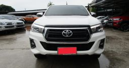 REVO 4WD 2018 2.8G AT DOUBLE CAB WHITE 7531