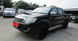 VIGO 4WD 2012 3.0G AT DOUBLE CAB BLACK 4665