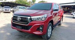 REVO 4WD 2018 2.8G AT DOUBLE CAB RED 5747