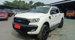 FORD 4WD 2015 3.2 AT DOUBLE CAB WHITE 3018