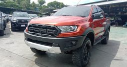 FORD 4WD 2014 3.2 AT DOUBLE CAB ORANGE 3155