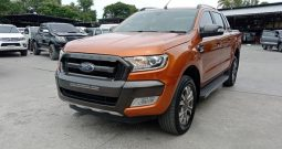 FORD 4WD 2016 3.2 AT DOUBLE CAB ORANGE 9350
