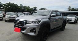 REVO 4WD 2017 2.4E MT DOUBLE CAB SILVER 3699