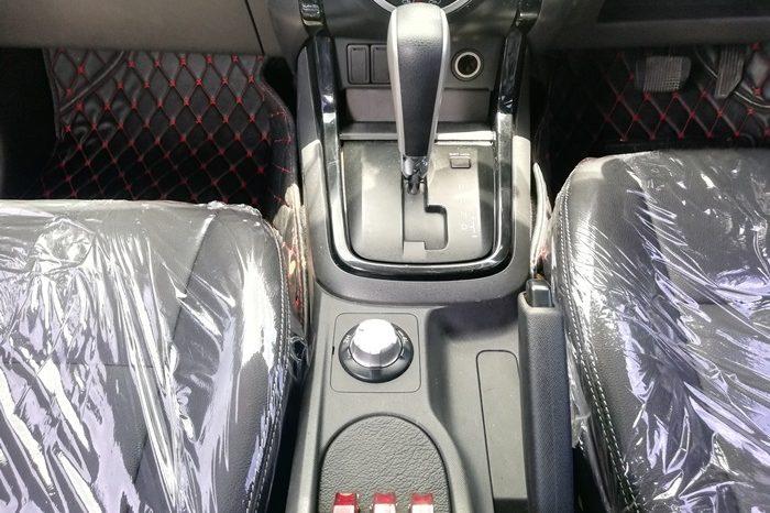 ISUZU 4WD 2016 3.0 AT DOUBLE CAB WHITE 8083 full
