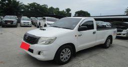VIGO 2WD 2014 2.5J MT STANDARD WHITE 6866