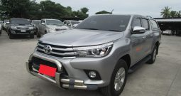 REVO 4WD 2016 2.8G AT DOUBLE CAB SILVER 3340