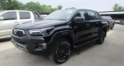 BRAND NEW REVO ROCCO 4WD 2021 2.8G AT DOUBLE CAB BLACK 4931