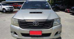 VIGO 2WD 2014 2.5J MT STANDARD SILVER 1026