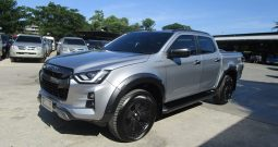 BRAND NEW ISUZU 4WD 2021 3.0 AT DOUBLE CAB SILVER 753
