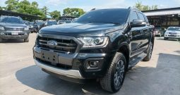 FORD 4WD 2018 2.0 AT DOUBLE CAB BLACK 2017