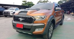 FORD 4WD 2018 3.2 AT DOUBLE CAB ORANGE 2622