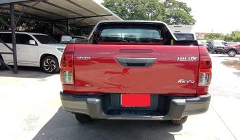 REVO ROCCO 4WD 2018 2.8G AT DOUBLE CAB RED 7481 full