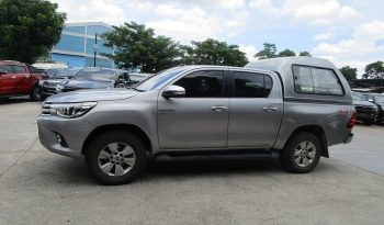REVO 4WD 2016 2.8G AT DOUBLE CAB SILVER 6990 full