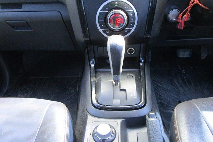 ISUZU 4WD 2014 3.0 AT DOUBLE CAB ORANGE 4930 full