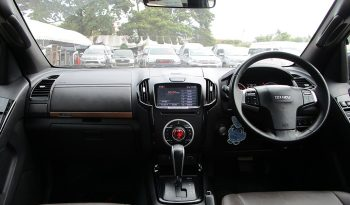 ISUZU 4WD 2018 3.0 AT DOUBLE CAB RED 5035 full