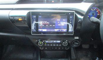 REVO 4WD 2017 2.8G AT DOUBLE CAB BLACK 8794 full