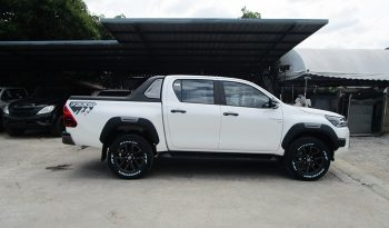 BRAND NEW REVO ROCCO 4WD 2021 2.8G AT DOUBLE CAB WHITE 5009 full