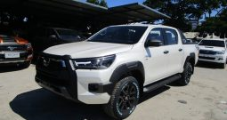 BRAND NEW REVO ROCCO 4WD 2021 2.8G AT DOUBLE CAB WHITE 8927