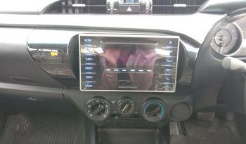 REVO 2WD 2016 2.4E AT DOUBLE CAB WHITE 5980 full