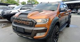 FORD 4WD 2017 3.2 AT DOUBLE CAB ORANGE 5665