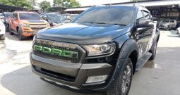 FORD 4WD 2017 3.2 AT DOUBLE CAB BLACK 5775