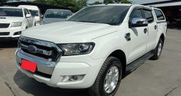 FORD 4WD 2018 3.2 AT DOUBLE CAB WHITE 9774