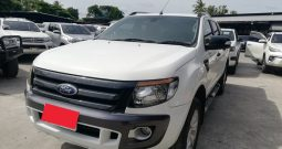 FORD 4WD 2014 3.2 AT DOUBLE CAB WHITE 2540