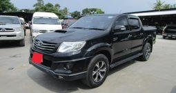 VIGO 2WD 2014 2.5E AT DOUBLE CAB BLACK 1651