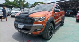 FORD 4WD 2017 3.2 AT DOUBLE CAB ORANGE 289