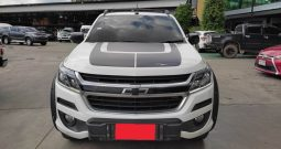CHEVROLET 4WD 2018 2.5 AT DOUBLE CAB WHITE 8400