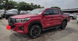 REVO 4WD 2018 2.8G AT DOUBLE CAB RED 41