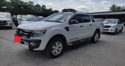 FORD 4WD 2015 3.2 AT DOUBLE CAB WHITE 9760