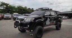 VIGO 4WD 2014 3.0G AT DOUBLE CAB BLACK 3566
