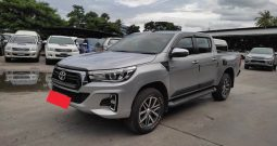 REVO 4WD 2017 2.8G AT DOUBLE CAB SILVER 2790