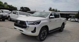 BRAND NEW REVO 4WD 2021 2.8G AT DOUBLE CAB WHITE 1693