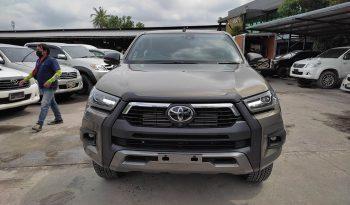 REVO ROCCO 4WD 2021 2.8G AT DOUBLE CAB BRONZE 8094 full