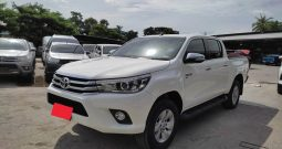 REVO 4WD 2015 2.8G AT DOUBLE CAB WHITE 1452