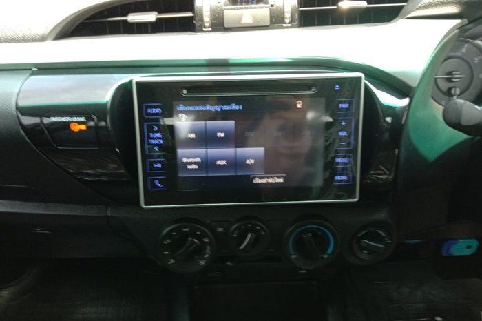 REVO 4WD 2017 2.4E MT DOUBLE CAB SILVER 5039 full
