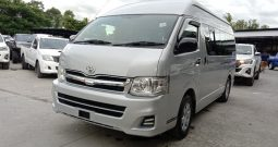 TOYOTA 2WD 2014 2.5 MT COMMUTER SILVER 8012