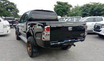 VIGO 2WD 2015 2.5E AT DOUBLE CAB BLACK 9808 full