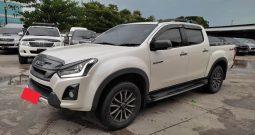 ISUZU 4WD 2018 3.0 AT DOUBLE CAB WHITE 9832