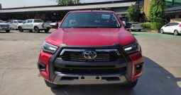 BRAND NEW REVO ROCCO 4WD 2021 2.8G AT DOUBLE CAB RED 8085
